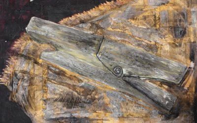 Artista expresionista con trascendencia internacional expondrá en Miami a favor de la Amazonia
